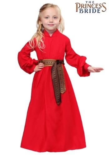 Vestido campesino de princesa Bride Buttercup para niña pequ