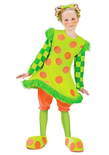 Disfraz de payaso Lolli para niños