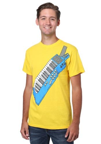 Camiseta de traje de Bob's Genegers Gene Keytar
