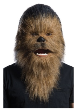 Máscara para adulto de Chewbacca de Star Wars