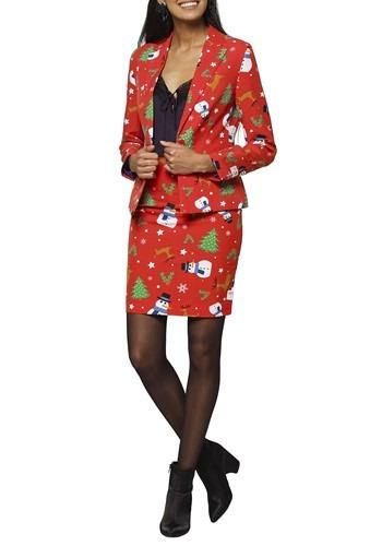 Ms. Christmas OppoSuit para mujer