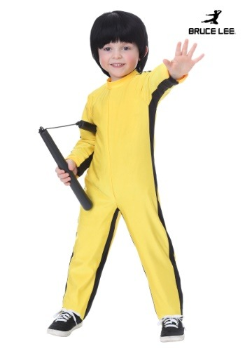 Toddler Bruce Lee Costume
