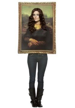 Disfraz de Mona Lisa para adulto