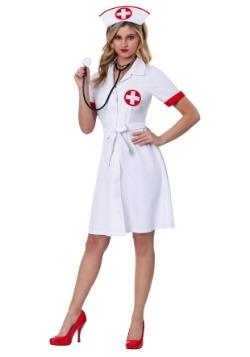 Disfraz de enfermera Stitch Me Up para mujer