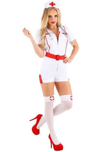 Disfraz para mujer Love Shot Nurse 1