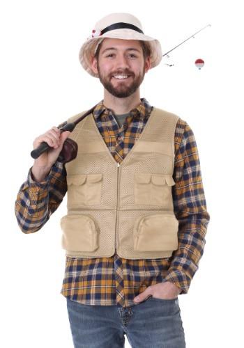 Disfraz de pescador para hombre