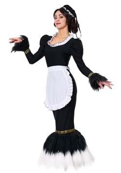 Disfraz de plumero de mujeres francés