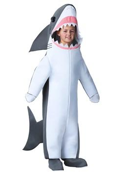 Traje de gran tiburón blanco de Childs