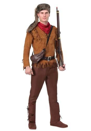 Disfraz de Davy Crockett para hombre