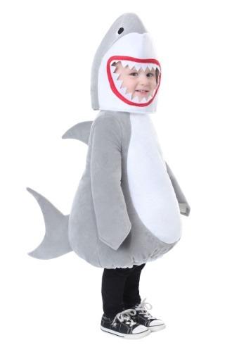 Disfraz de tiburón con burbujas para bebé/niño pequeño