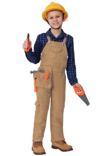Trabajador de la construcción CostumeChild