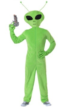 Disfraz de alienígena extragrande