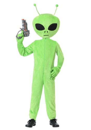 Disfraz de alienígena enorme para niños