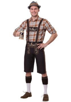 Disfraz de birrete Oktoberfest para hombres