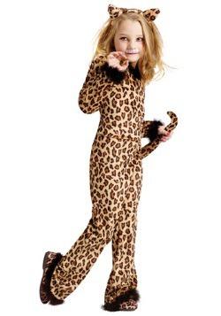 Disfraz infantil de Leopardo lindo