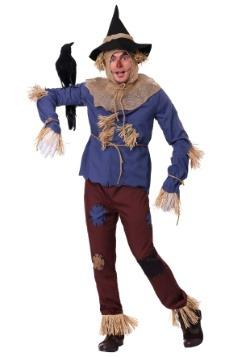 Disfraz de espantapájaros Patchwork Plus Size para adultos