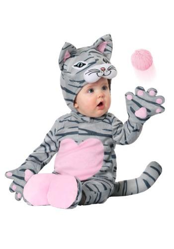 Traje adorable del gatito adorable