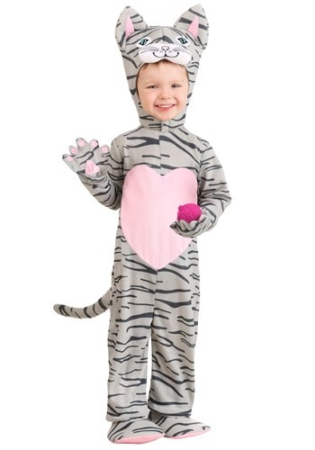 Toddler Lovable Kitten Costume