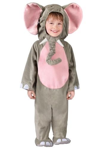 Disfraz de elefante para niños pequeños