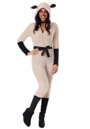 Disfraz de oveja para mujer
