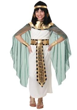 Disfraz de la reina del Nilo para niños