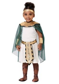Disfraz de la Reina del Nilo para niños pequeños