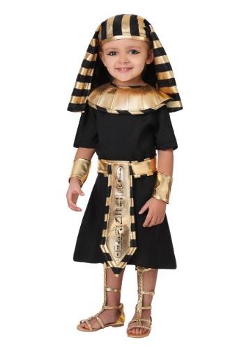 Disfraz de faraón egipcio para niños pequeños
