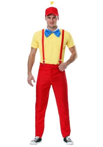 Dapper Tweedle Dee / Dum Disfraz de talla grande para hombre