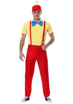Disfraz Tweedle Dee/Dum para hombre talla extra
