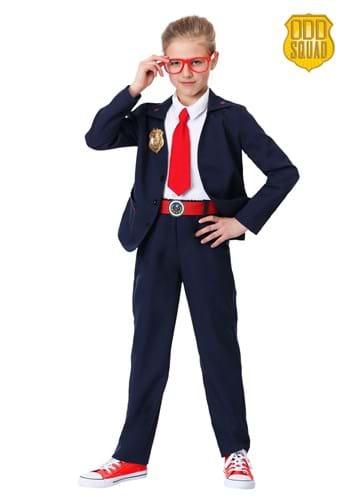 Disfraz de Agente Infantil de ODD SQUAD