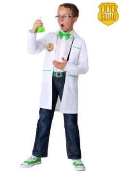 Disfraz de Científico Infanti de ODD SQUAD