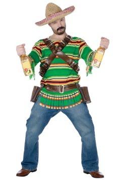 Disfraz de tipo del tequila