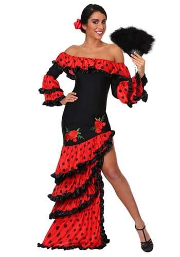 Disfraz para mujer de la señora española