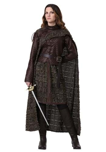 Disfraz Winter Warrior para mujer