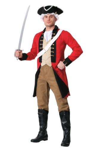 Disfraz de chal británico adulto