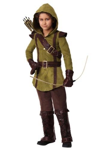 Disfraz para niño de Robin Hood