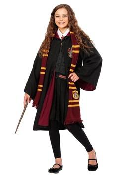 Disfraz de Hermione de lujo para niños