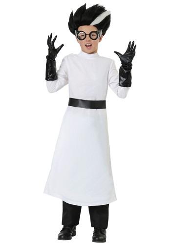 Disfraz de científico loco infantil