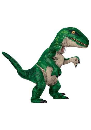 Disfraz de Velociraptor Inflable de Jurassic World adulto
