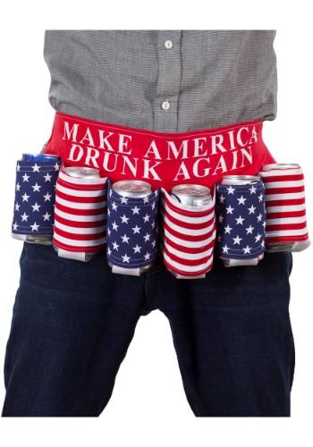 Cinturón de cerveza Make America Drunk Again