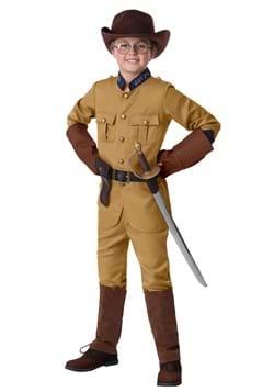 Disfraz para niño de Teddy Roosevelt