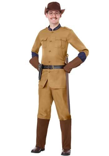 Disfraz de Teddy Roosevelt para hombre