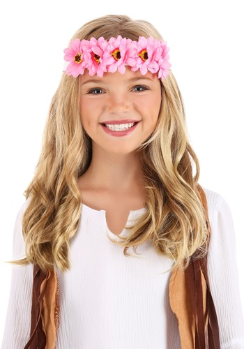 Darling Daisy Crown