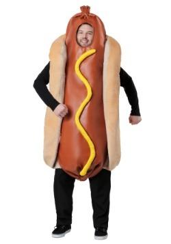 Disfraz de perrito caliente adulto