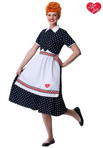 Disfraz para mujer Plus Size I Love Lucy Lucy