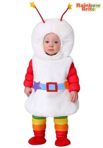 Disfraz de Rainbow Brite Sprite para bebé
