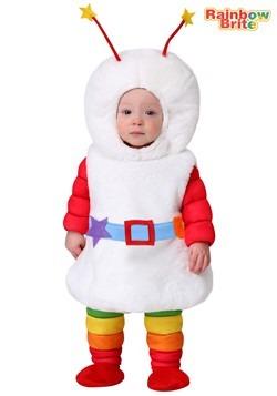 Disfraz de Rainbow Brite Sprite para niños pequeños