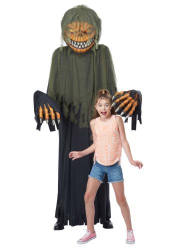 Vestido Towering Terror Pumpkin