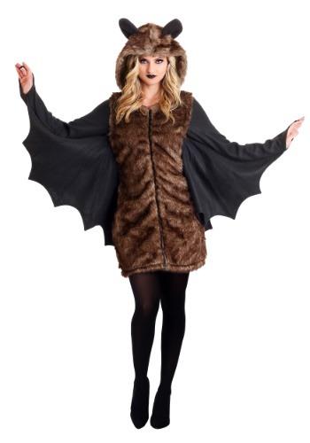 Disfraz de murciélago para mujer deluxe