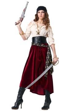 Disfraz de Buccaneer Roving Plus Size para mujer